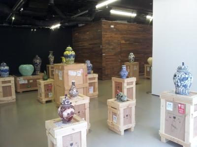 140123 meekyoung shin vases