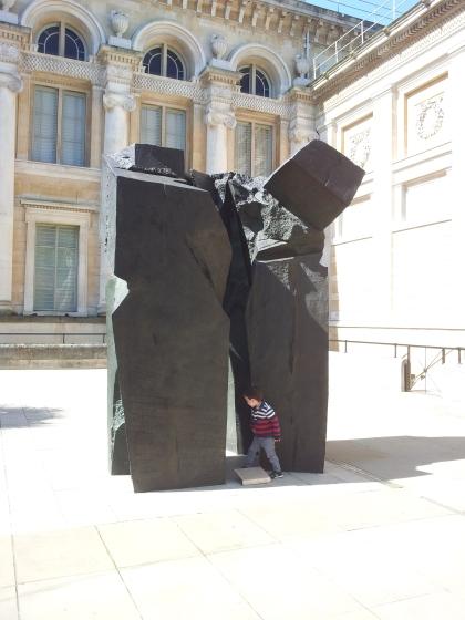 ashmo sculpture