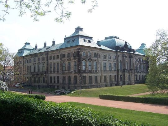 japanisches palais dresden