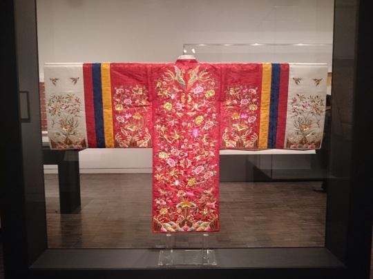 han sang-soo korean bridal robe (1)
